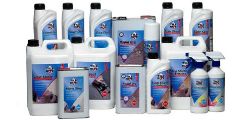 Clean & Seal Range