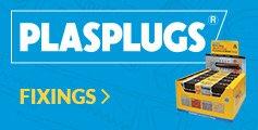 Plasplugs Fixings