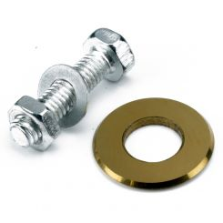22x10.5x2MM TUNGSTEN CARBIDE WHEEL & BOLT