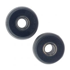 22 x 6 x 6.5MM TUNGSTEN CARBIDE WHEELS x 2