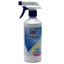 GROUT RESTORE 500ML SPRAY BOTTLE