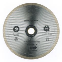 DIAMOND SPARE BLADE 200mm x 25.4mm