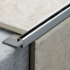 BOX SECTION G304 STAINLESS STEEL TRIM