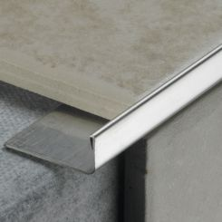 L SHAPE G304 STAINLESS STEEL TRIM