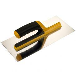 STAINLESS STEEL PLASTER TROWEL