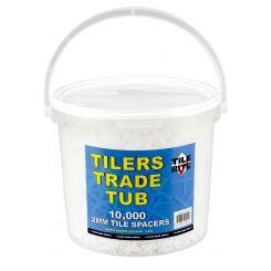 2mm TRADE TUB  (10000)