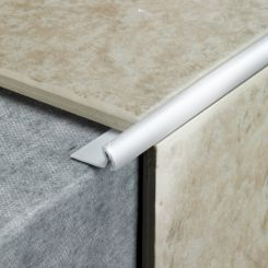 QUADRANT ULTRASHINE PVC TILE EDGE