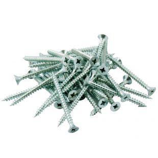 200 X 40MM GALVANISED SCREWS