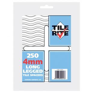 4mm LONG LEG TILE SPACER 250