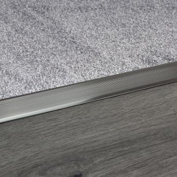 900mm DOORWAY STRIP BLACK NICKEL