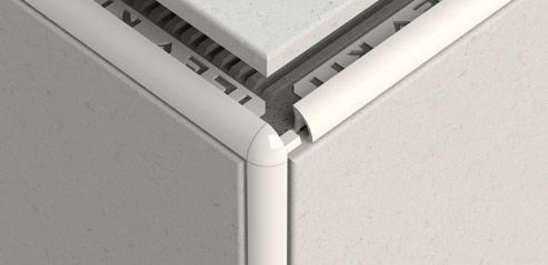 Tile Edge Plastic